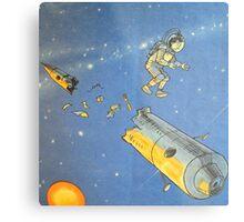 Lost in space 2 Metal Print