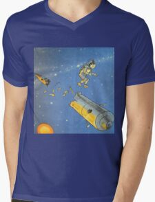 Lost in space 2 Mens V-Neck T-Shirt