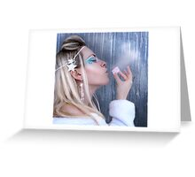 White Witch of Narnia Greeting Card