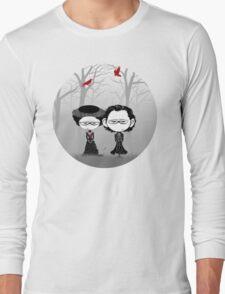 Little Sir Thomas Sharpe & Sister Long Sleeve T-Shirt