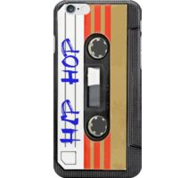 Hip Hop  Cassette tape iPhone Case/Skin