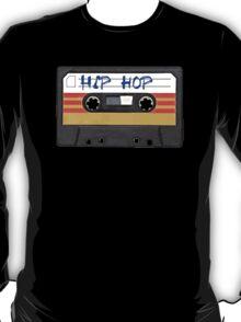 Hip Hop  Music Cassette tape T-Shirt