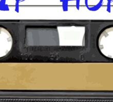 Hip Hop  Music Cassette tape Sticker