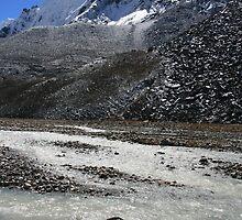 Iced Water by Richard Heath