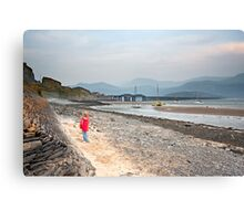 Barmouth Bridge Canvas Print
