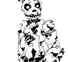 Springtrap by Kirsty Saunders