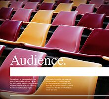 Audience. by Steve Leadbeater