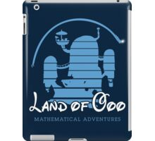 Land of OOO iPad Case/Skin