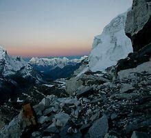 The Colour of Dawn by Richard Heath