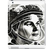 The first female Cosmonaut iPad Case/Skin