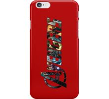 Avengers - Character Logo iPhone Case/Skin