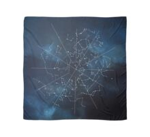 Celestial Map Scarf