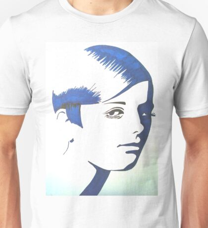Twiggy Unisex T-Shirt