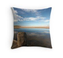 Barham River ~ Apollo Bay Throw Pillow