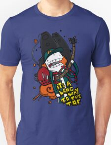 Long Way - Angus Young Tribute Unisex T-Shirt