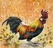 Rooster by Joe Helms