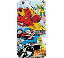 Marvel Comic iPhone Case/Skin