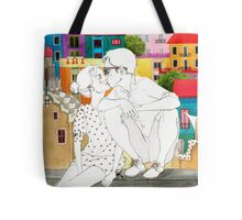 Barcelona Love Tote Bag