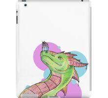 Dragons love Cupcakes! iPad Case/Skin