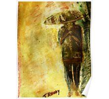 UPCOUNTRY RAIN Poster