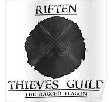 Skyrim - Riften Thieves Guild  Poster