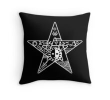 Persona! - star Throw Pillow