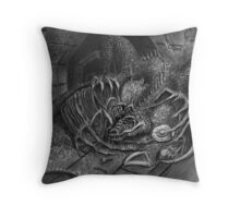 The Dragon Smaug Throw Pillow