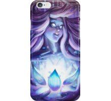 Pixel Lotus iPhone Case/Skin
