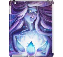 Pixel Lotus iPad Case/Skin