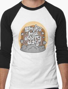 Smoke Mid Every Day Men's Baseball ¾ T-Shirt