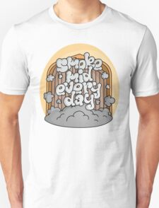 Smoke Mid Every Day T-Shirt