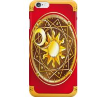 Clow Card (00/52) iPhone Case/Skin