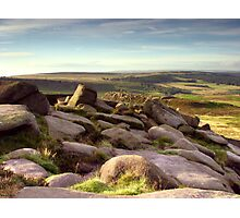 Higger Tor Photographic Print