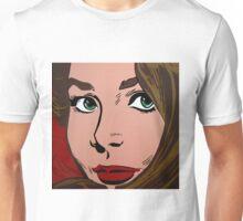 After Lichtenstein 3 Unisex T-Shirt
