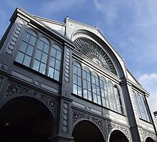 Borough Market in Southwark, London U.K. by pcimages