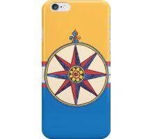 Antique Compass Rose iPhone Case/Skin