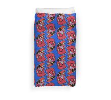 Orko Thought Pattern Duvet Cover