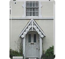 White Cottage iPad Case/Skin