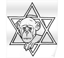 The monkey of wisdom Poster