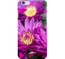 Water Flowers iPhone Case/Skin