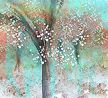 Sparkling Trees by Jessielee72