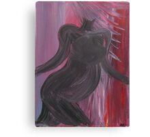 Woman hood Canvas Print