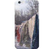 Winter's End II iPhone Case/Skin