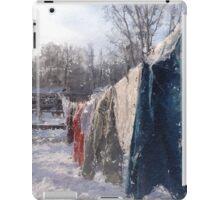 Winter's End II iPad Case/Skin