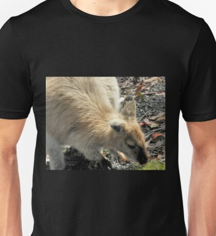 Bennetts Wallaby, Cradle Mountain, Tasmania, Australia. Unisex T-Shirt
