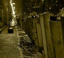 Harbour Side  by lightmonger