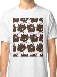 Choco Kitty Classic T-Shirt