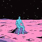 Dr Manhattan by KingKono