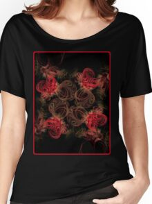 Rose Garden Women's Relaxed Fit T-Shirt