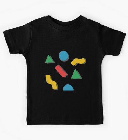 shapes Kids Tee